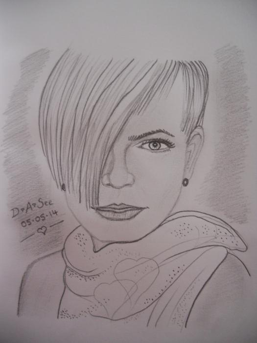 Robyn by dasee